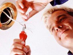 Подключение люстры с использованием клеммника