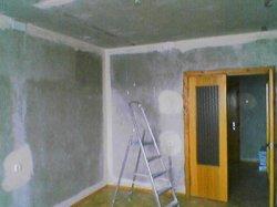 Как удалить старые обои с потолка
