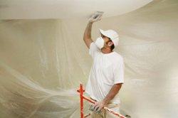 Подготовка потолка к отделочным работам