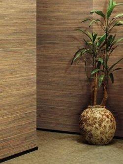 Обои из китайского бамбука и тростника