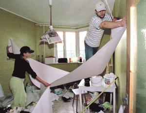 Перепланировка квартир в Москве